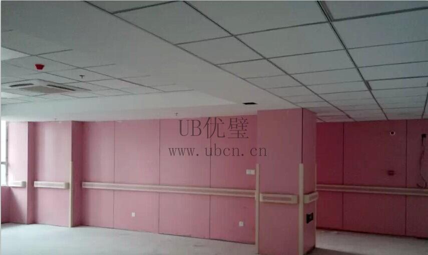 幼儿园楼道墙围装饰