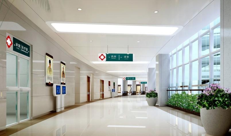 医院装修环保材料
