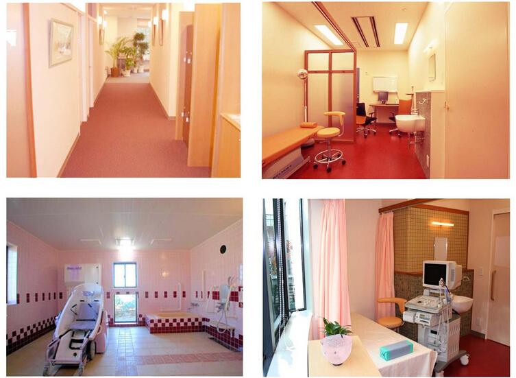 医疗环境室内色彩设计层次